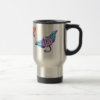 Julia's Marine Design Travel Mug