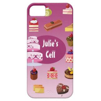 Julie's Cake Case iPhone 5 Case