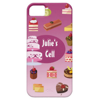 Julie's Cake Case Case For The iPhone 5