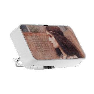 Juliet by John William Waterhouse Laptop Speakers