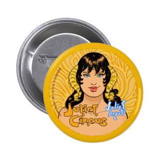Juliet Circus - Juliet Arguti Buttons