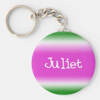 Juliet Keychain