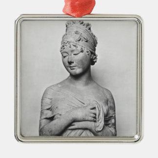 Juliette Recamier  c.1805-06 Christmas Ornament