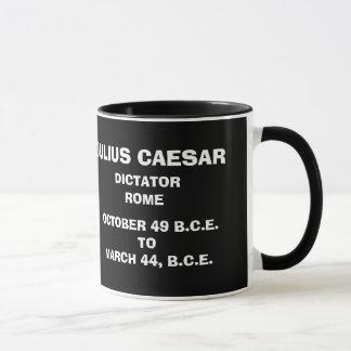 Julius Caesar Coffee Mug