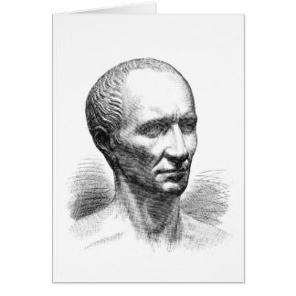 Julius Ceaser Card