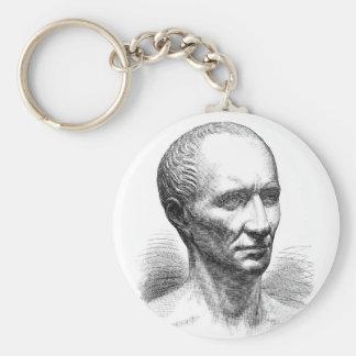 Julius Ceaser Key Ring