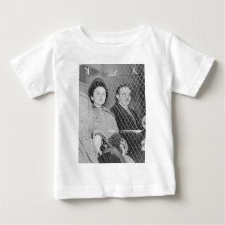 Julius & Ethel Rosenberg After Being Found Guilty Tshirt