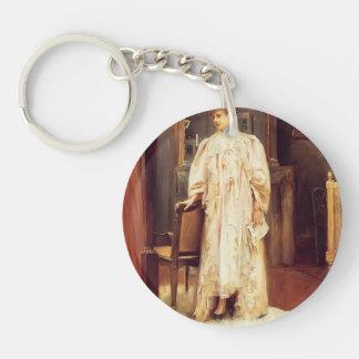 Julius LeBlanc Stewart- Lady In Her Boudoir Acrylic Keychains