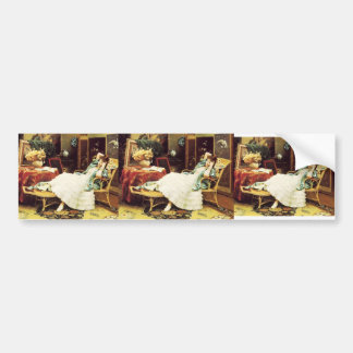 Julius LeBlanc Stewart- Repose Bumper Sticker