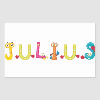 Julius Sticker