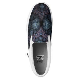 Jullian Spheres Slip On Canvas Shoes