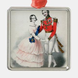 Jullien's Celebrated Polkas Christmas Ornament