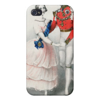 Jullien's Celebrated Polkas iPhone 4 Cover