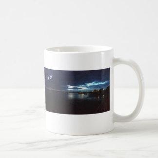 July 24 - Plymouth Harbor Panorama - Mug