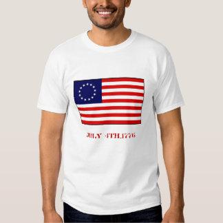 July 4th,1776 t-shirts