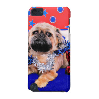 July 4th - Brussels Griffon - Oliver iPod Touch 5G Cases