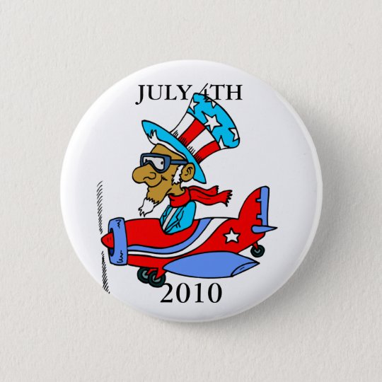 JULY 4TH BUTTON