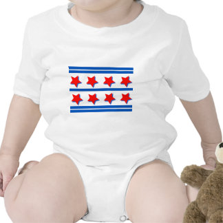 July 4th Celebration Design Baby Creeper