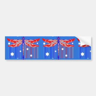 July 4th Gifts Bumper Stickers