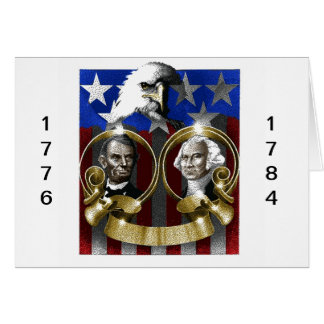 July 4th Independence Day Card