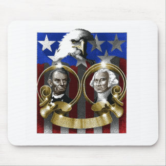 July 4th Independence Day Mouse Pad