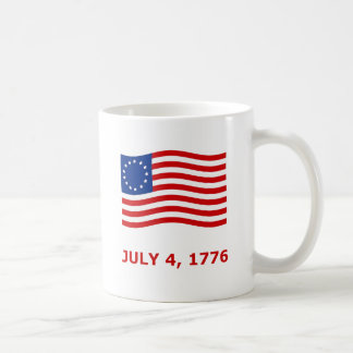 July 4th, Independence Day T-Shirts & Gifts Coffee Mug