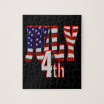 July 4th jigsaw puzzle