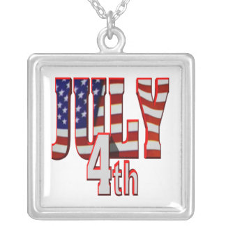 July 4th necklaces