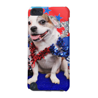 July 4th - Pitbull X - Opie iPod Touch (5th Generation) Covers