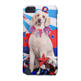 July 4th - Poodle - Lucy iPod Touch 5G Covers