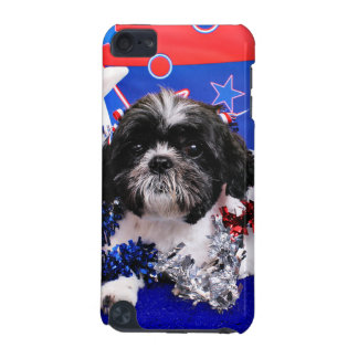 July 4th - Shih Tzu - Sadie iPod Touch 5G Cases