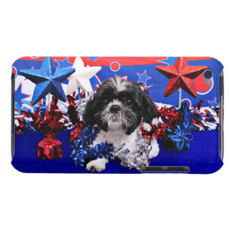 July 4th - Shih Tzu - Sadie iPod Touch Cover