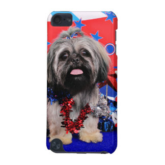 July 4th - Shih Tzu - Stella iPod Touch 5G Covers
