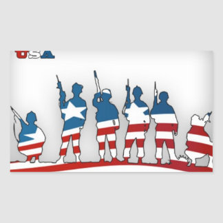 July 4th stickers