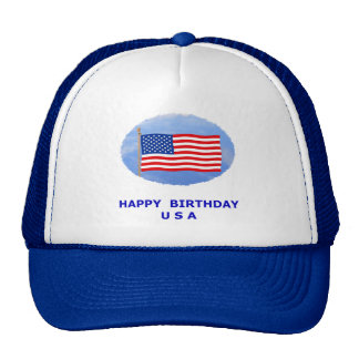 July 4th T-Shirts and Unique Gift Items Trucker Hats
