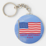 July 4th T-Shirts and Unique Gift Items Keychains