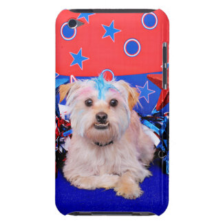 July 4th - Terrier X - Jango iPod Touch Covers