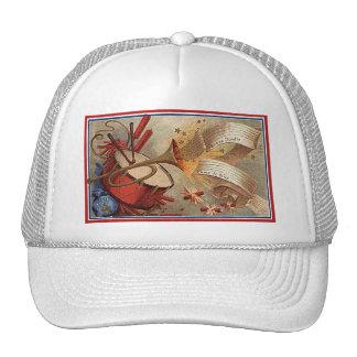 July 4th vintage yankee doodle cap