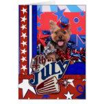 July 4th - Yorkie - Jake