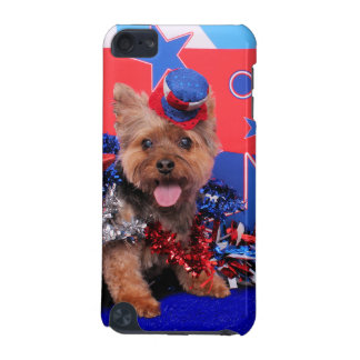 July 4th - Yorkie - Jake iPod Touch 5G Case