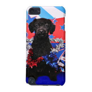 July 4th - YorkiePoo - Max iPod Touch 5G Covers