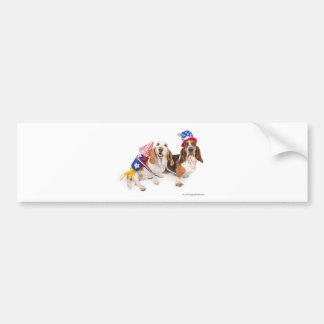 July Car Bumper Sticker