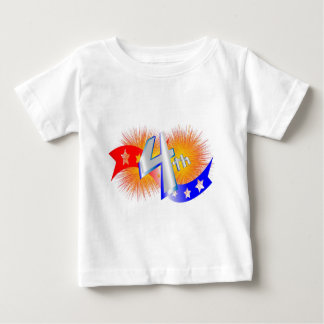 july forth baby T-Shirt