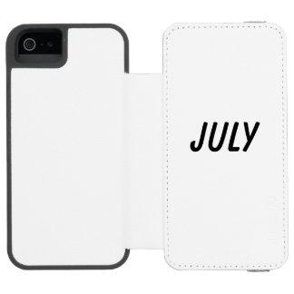 july incipio watson™ iPhone 5 wallet case