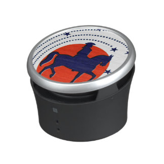 July the 4th horse patriotic Independence Day Speaker