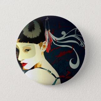 Julzips - Mascarada 6 Cm Round Badge