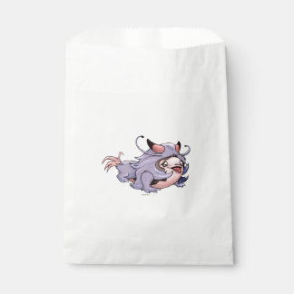 JUMAN ALIEN CARTOON  bag White Favor
