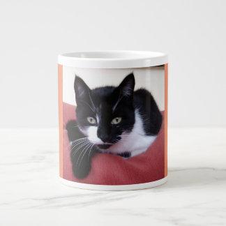 Jumbo Cat Photo Mug Jumbo Mug