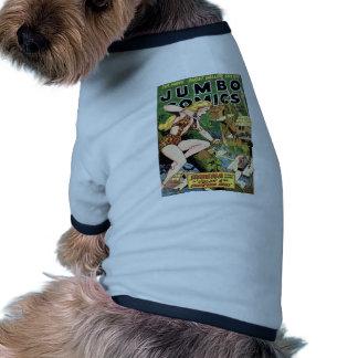 Jumbo Comics Pet Tshirt