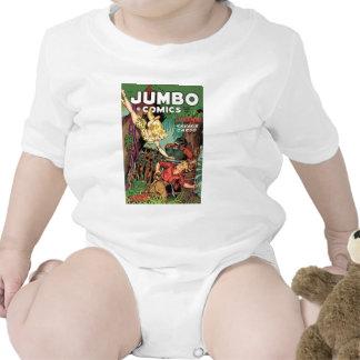 Jumbo Comics No 160 Baby Bodysuit